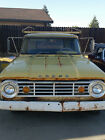 1967 Dodge Other Pickups  1967 DODGE OTHER PICKUPS D100