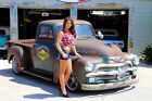 1954 Chevrolet 3100  1954 Chevy 3100 Rat Rod Fuel Injected V8 Four Wheel PDB PS Resto Mod
