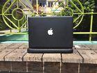 Macbook Black, Nvidia9400M graphics, 8GB RAM, 250GB SSD + tablet bundle