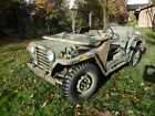 1967 Jeep M151A1  M151A1 MILITARY JEEP