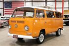 1971 Bus/Vanagon -- 1971 Volkswagen Bus  50406 Miles Orange Station Wagon 4-Cylinder Manual