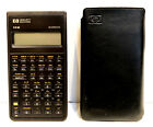 HP 10B Financial Calculator 1987 With Cover & New Batteries NICE