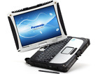 RUGGED Laptop Panasonic Toughbook CF-19 MK3 Dual Core 120GB HDD NO WINDOWS