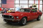 1969 Mustang Boss 429 1969 Ford Mustang Boss 429 47709 Miles Red Coupe 429cid V8 Manual