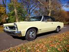1965 Pontiac GTO CONVERTIBLE - 4 SPEED - A/C - TRI-POWER 1965 PONTIAC GTO CONVERTIBLE - WS - TRI-POWER - 4 SPEED - A/C - POWER WINDOW CAR