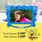 """7"""" Tablet Wifi 3G Android 7.1 1GB+8GB Dual Camera 3200mah PC For Kids' Education"""