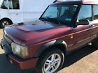 2004 Land Rover Discovery SE 2004 LAND ROVER DISCOVERY  FRAME RUST DAMAGE, NEED REPAIR
