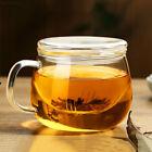 AE7D Heat Resistant Restaurant Kettle Home 350ml Glass Tea Cup