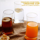 D375 Creative Glass Cup 450ml Dining Container Clear Tea Cup