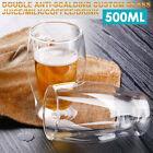 C07C Dining Creative Tea Cup High Borosilicate Glass 500ml Drinks
