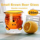 9A83 Container Creative Tea Cup High Borosilicate Glass 250ml Coffee Pots