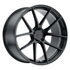 Beyern Ritz 17x9 +25 Gloss Black Wheel Rim 5x120 (QTY 1)