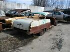 1955 PONTIAC CHIEFTAIN CATALINA PARTS CAR SHELL WILL CUT FOR PARTS