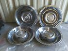 15 inch 1959 Cadillac hub caps