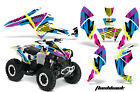 ATV Decal Graphics Kit Quad Wrap For Can-Am Renegade 500 X/R 800X/R 1000 FLSHBCK