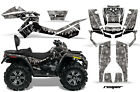 ATV Graphics Kit Decal Wrap For CanAm Outlander Max 500/800 2006-2012 REAPER SLV