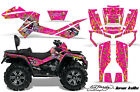 ATV Graphics Kit Decal Sticker Wrap For Can-Am Outlander XMR 500/800 EDHLK PINK