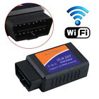 ELM327 WiFi Bluetooth OBD2 Car Diagnostic Scanner Code Reader Tool IOS Android !
