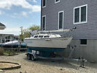 1984 S2 Sailboat 24 Feet, Shallow Draft, With New Trailer