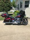 2014 Harley-Davidson Touring  2014 harley davidson ultra limited