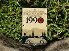 ENAMEL AUTOMOBILE CAR  BADGE # MERCEDES BENZ VETERAN CLUB MEETING LADENBURG 1990