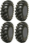 Four 4 Interco Interforce R1 ATV Tires Set 2 Front 30x8-12 & 2 Rear 30x10-12