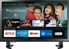 Insignia NS-24DF310NA19 24-inch 720p HD Smart LED TV- Fire TV Edition: Electroni
