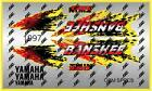 1997 yamaha banshee full graphics kit decals stickers THICK AND HIGH GLOSS