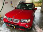 2008 BMW X3 3.0si AWD 4dr SUV BMW X3 AWD Gorgeous Red 115k New Suspension and more