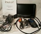 "Haier HLT71 7"" LCD Television - Complete in Box (CIB)"