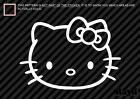 """Hello Kitty Sticker Decal Die Cut (10"""" inch)"""