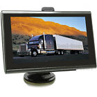 "USA AU Europe+UK Truck Map 7"" GPS TRUCK LORRY HGV COACH Bluetooth AV SpeedCam"
