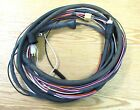 1956 CHEVY TAIL LIGHT WIRE HARNESS 4 DOOR STATION WAGON