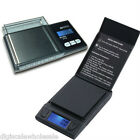 TWO (2) Fast Weigh Pocket Scales FW TR-600 & ZX-600 600g x 0.1g OZ OZT DWT