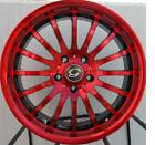 "17"" 601 Gline wheels rims&Tires fit chevy Ford Dodge Toyota Nissan Kia Chrysler"