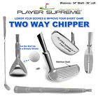 Two-Way (2-Way) Golf Chipper Stainless Steel Ladies / Women