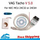 OBD2 Vagtacho USB Version V 5.0 VAG Tacho For NEC MCU 24C32 or 24C64 H122