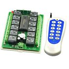 12V 12CH RF Wireless Remote Control Switch system / Transmitter and Receiver /RF