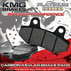 Rear Non-Metallic Organic NAO Disc Brake Pads For 2003 KTM EXC 525