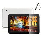 "Q102 10.1"" Android 4.4 Quad-Core 16GB Tablet PC WiFi Bluetooth White BundlStylus"
