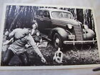 1938 CHEVROLET 4DR SEDAN  12 X 18 LARGE PICTURE  PHOTO