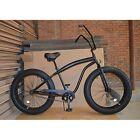 Fat Tire Bike Fat Tire BeachCruiser Big Tire Bike All terrain fat tire bicycle