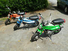Suzuki : Other Suzuki Trailhopper MT50 MT-50 Vintage Minibike 1971 1972 1973 (all 3 years)