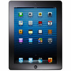 Apple iPad 4th Generation Retina Display 32GB, Wi-Fi - Black + 5 YEAR WARRANTY