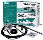 ROTARY STEERING SYSTEM SAFE-T SINGLE QUICK CONNECT 8' SEASTAR SOLUTIONS SS13708