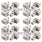 10pairs 1 Channel Passive Video Balun Transceiver for CCTV Camera 90 degrees 10