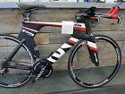 CERVELO  P5   48CM 650 WHEELS  SRAM RED EQUIPPED LOW LOW MILES