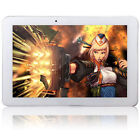 """10.1"""" Google Android 4.4 Quad Core 16GB Touch Phone Tablet GPS 3G Wifi SLE"""