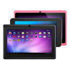 """7"""" Dual Core Google Android 4.2 Tablet PC 4GB A23 Dual Camera WiFi Touch SE"""