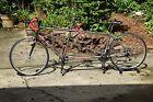 SEVEN Axion Titanium Tandem Bicycle